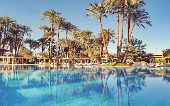 Votre extension à l'hôtel Mercure Luxor Karnak 5*