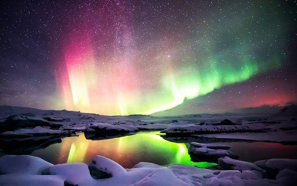 Islande Reykjavik - Circuit Blue Lagoon, Aurores Boréales et Cercle d