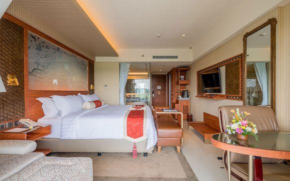Poussez les portes de l'hôtel Seres Springs Resort & Spa 5* à Ubud