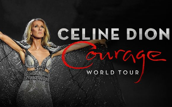 Vos tickets pour le Courage World Tour