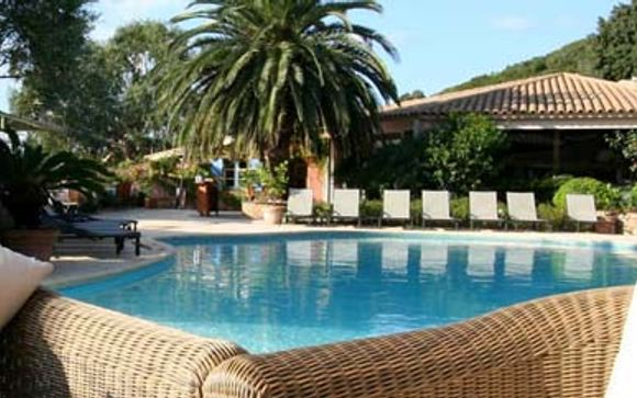 Hôtel Marina di Cavu - Bonifacio - Corse - France