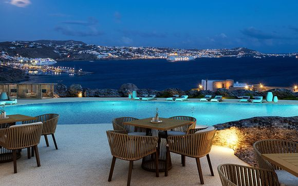 Hôtel Oniro Mykonos - A Shanti Collection 5*