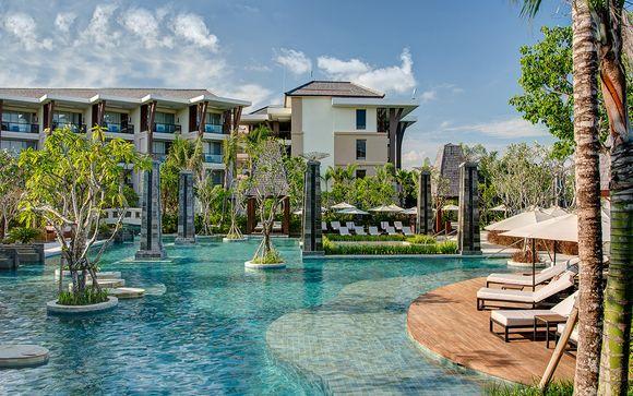 Poussez les portes de l'hôtel Sofitel Bali Beach Resort 5* à Nusa Dua