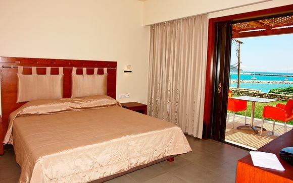 Poussez les portes de votre hôtel Kymi Palace 4*