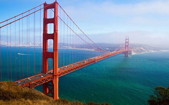 Combiné Hôtel Nikko San Francisco et Hilton Anaheim - 4*