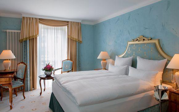 Victor's Residenz-Hôtel Schloss Berg 5*