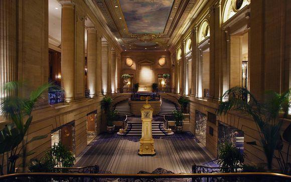 Hôtel Hilton Chicago 4* avec extension possible à New York
