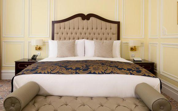 Poussez les portes du Lotte Hotel St. Petersburg 5* Luxe