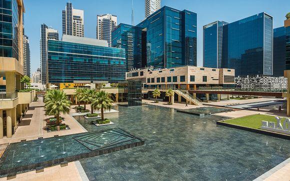 Votre extension à l'hôtel DoubleTree by Hilton Dubai - Business Bay (offre 2)