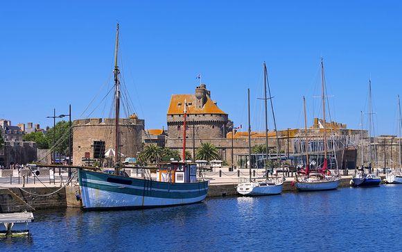 S U00e9jours  U00e0 Saint Malo