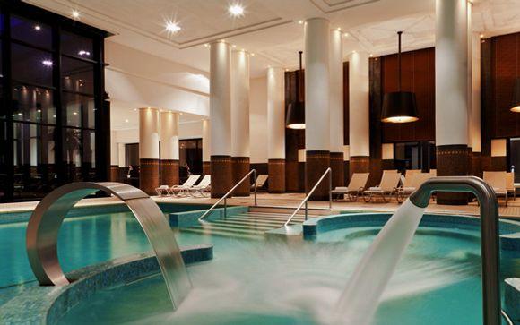Grand Hôtel Barrière Enghien-Les-Bains ****