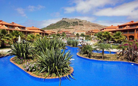 Hôtel Pestana Porto Santo Beach Resort & Spa*****