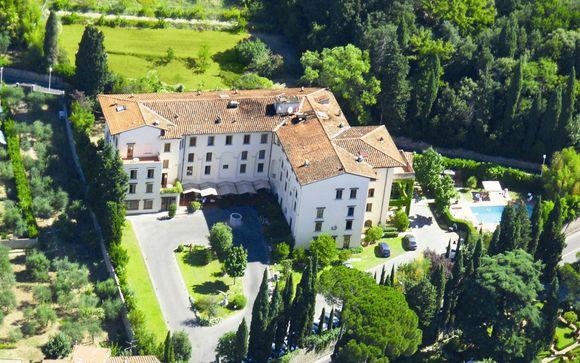 Hôtel Villa Gabriele D'Annunzio 4*