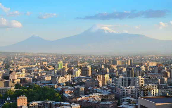 Rendez-vous... en Géorgie et en Arménie
