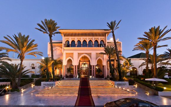 Atlantic Palace Agadir Golf Thalasso & Casino Resort 4*