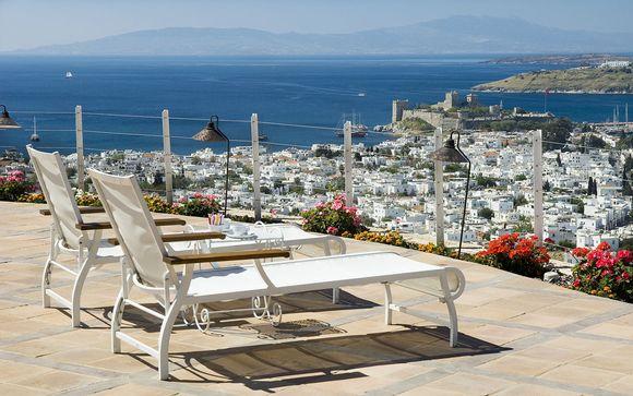 Échappée estivale sur la côte Egéenne