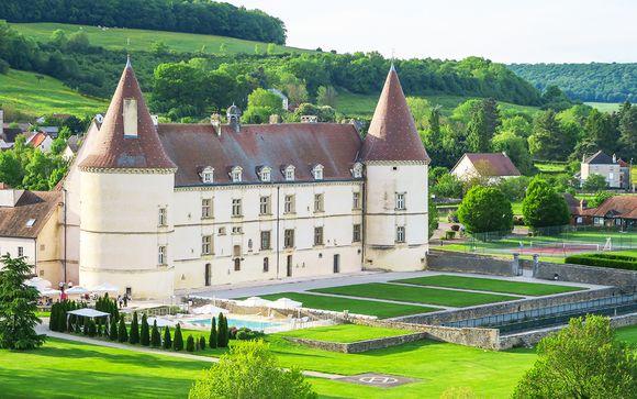 Hôtel Golf Château De Chailly 4*