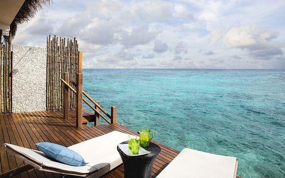 Hôtel Vivanta by Taj Coral Reef 5* en classe affaires Pearl avec Etihad Airways