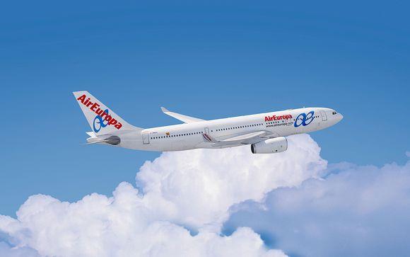 La compagnie aérienne Air Europa