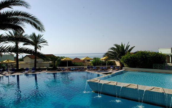 Hôtel Mitsis Rodos Maris Resort and Spa 5*