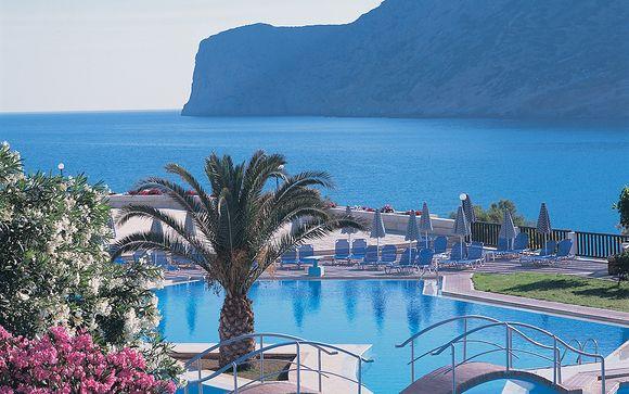 Hôtel Club Héliades Fodele Beach & Water Park Holidays Resort 5*