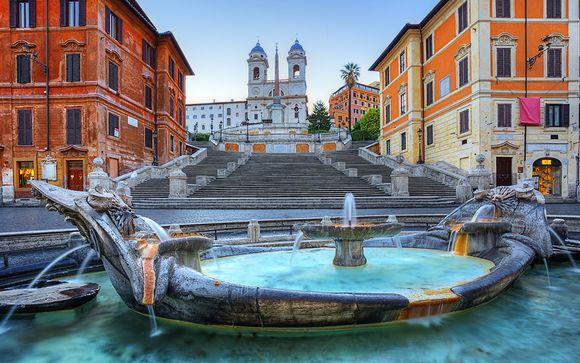 Suivez-nous... En Italie