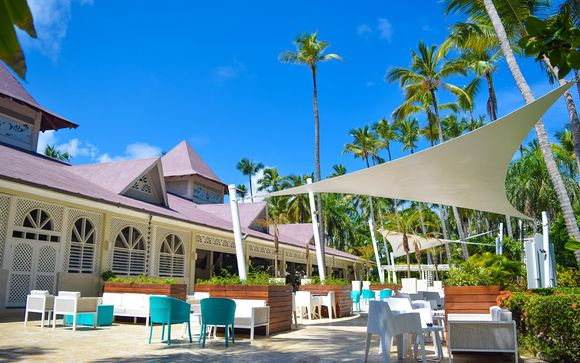 Poussez les portes du Club Jumbo Vista Sol Punta Cana 4*