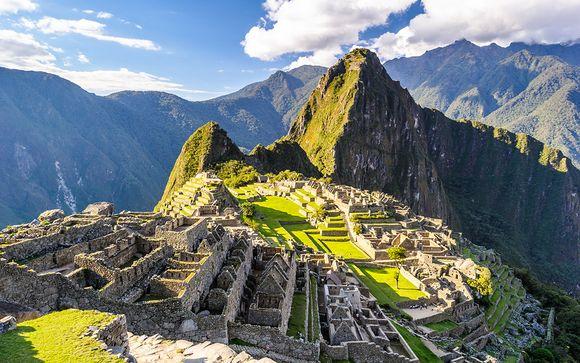 Circuit privatif au Sud de l'Empire péruvien