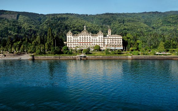 Grand Hôtel des Îles Borromées 5* Luxe