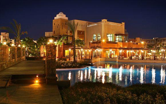 Hôtel Siva Port Ghalib Resort 5* ou Combiné croisière Passion du Nil + hôtel Siva Port Ghalib Resort 5*