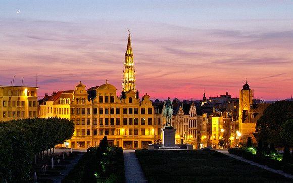Hôtel Sheraton Brussels 4*