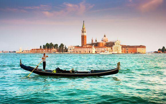 Circuit Venise, Milan et les lacs