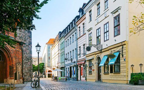 Hôtel Steigenberger Berlin 4*