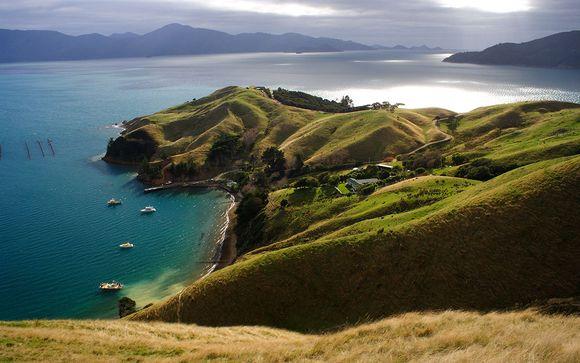Rendez-vous... en Nouvelle Zélande