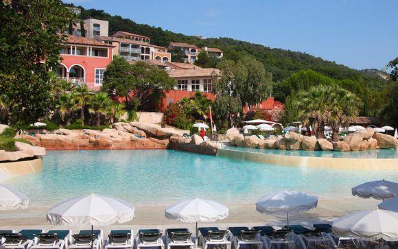 Village Pierre & Vacances Les Restanques du Golfe de Saint-Tropez
