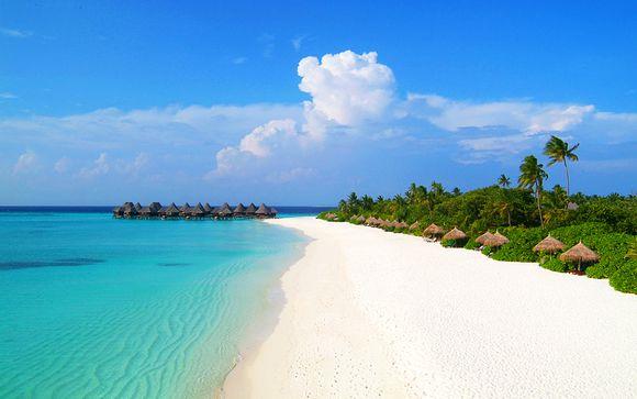 Poussez les portes de votre hôtel Coco Palm Dhuni Kolhu4* aux Maldives