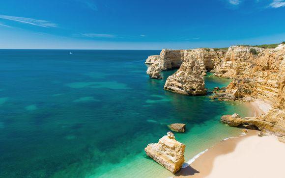 Hôtel mystère en Algarve