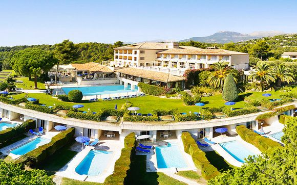 Hôtel & Spa Mas d'Artigny 4*