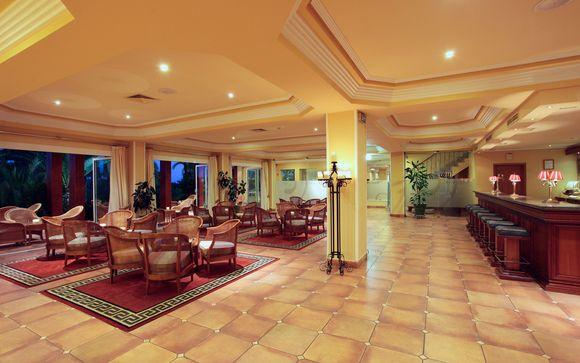 Poussez les portes de votre Hôtel-Spa 5*