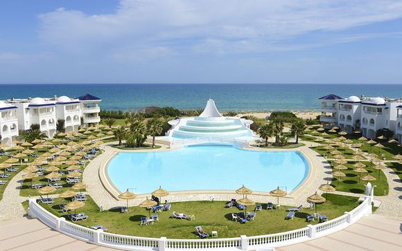 Golden Tulip Taj Sultan Resort 5*
