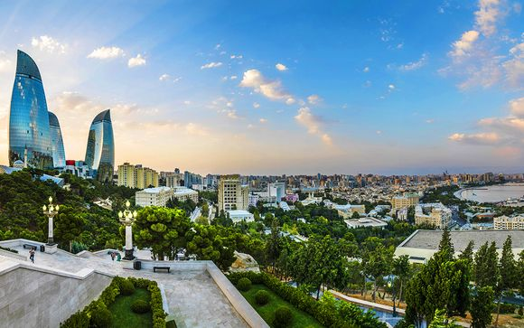 Hôtel JW Marriott Absheron Baku 5* & excursions