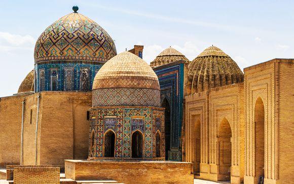 Circuit privatif Splendeurs d'Asie Centrale en hôtels 3* ou 3* et 4*