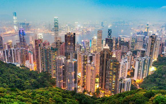 Rendez-vous... à Hong Kong