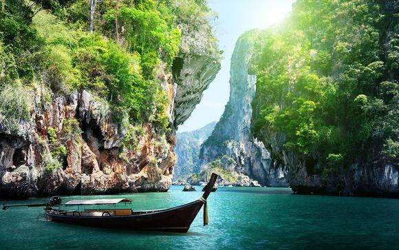 Rendez-vous... à Dubaï et à Phuket