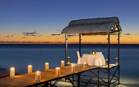 Hôtel The St. Régis Mauritius Resort 5* Luxe et Stop Over à Dubai