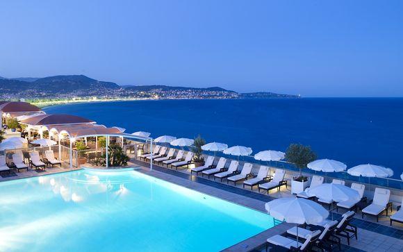 Formule  Hotel Alpes Maritimes