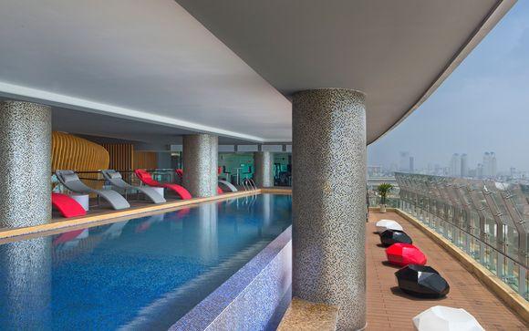 Vos hôtels à terre