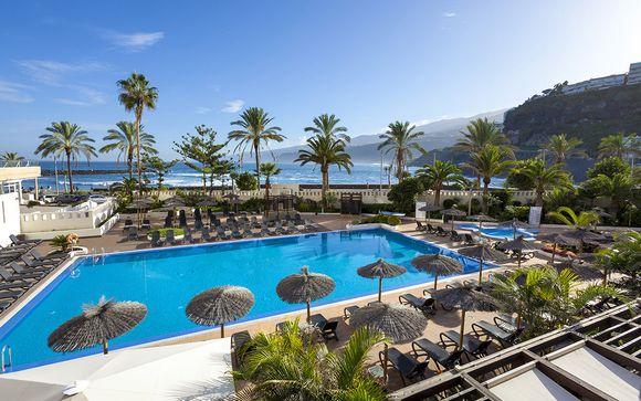 Hôtel Sol Costa Atlantis 4*