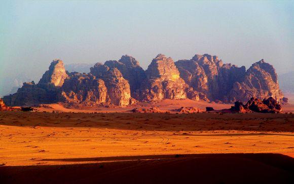 Rendez-vous... en Jordanie