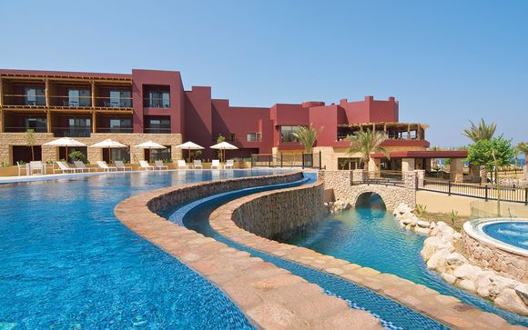 Votre extension à l'hôtel Movenpick Tala Bay 5* à Aqaba